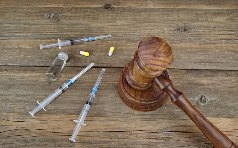 Judges and Drugged Driving