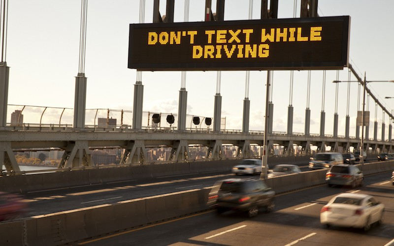 Texting and Driving is More Dangerous than DWI