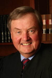 judge Kevin Burke of Minnesota