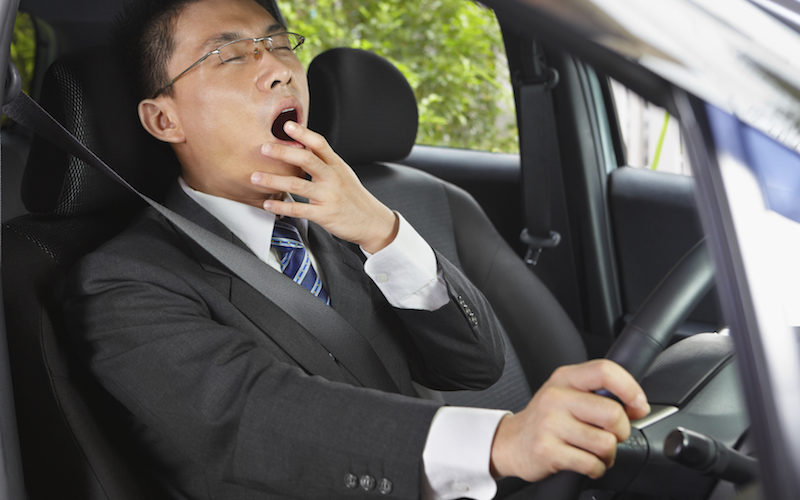 4 Tips for Companies in Combating Drowsy Driving