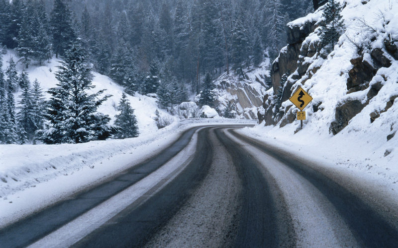 Winter Driving: 5 Tips to Arrive Safely